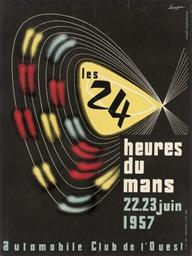 LES 24 HEURES DU MANS, 1957