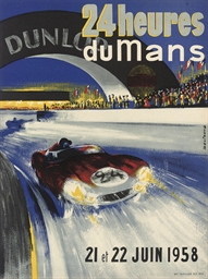 24 HEURES DU MANS, 1958
