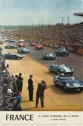 FRANCE, LE MANS, 1960
