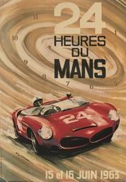 24 HEURES DU MANS, 1963