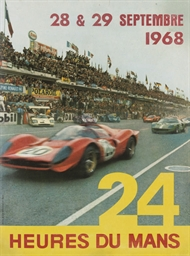 24 HEURES DU MANS, 1968