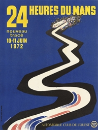 24 HEURES DU MANS, 1972
