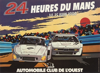 24 HEURES DU MANS, 1980