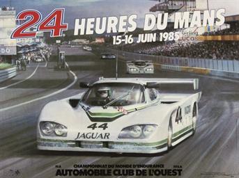 24 HEURES DU MANS, 1985