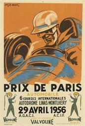 PRIX DE PARIS, 1956