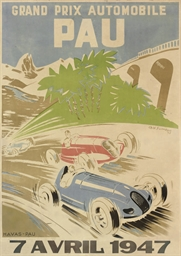 PAU, GRAND PRIX AUTOMOBILE