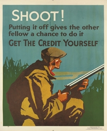 SHOOT! GET THE CREDIT YOURSELF