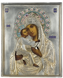 THE MOTHER OF GOD OF VLADIMIR