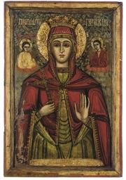 ST. PARASKEVA