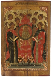 THE SYNAXIS OF THE ARCHANGELS