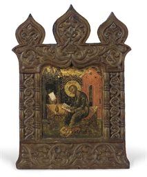 ST. MARK THE EVANGELIST IN A C