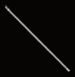A diamond bracelet, by Bulgari