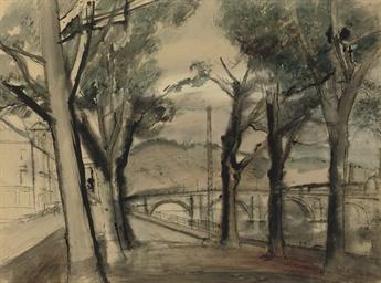A bridge in Huy