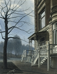 Huis met twee trappen - House