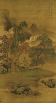 HUA YAN(1682-1756)