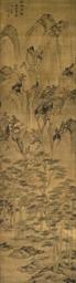 ZHA SHIBIAO(1615-1698)