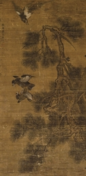 DAI JIN (1388-1462, ATTRIBUTED