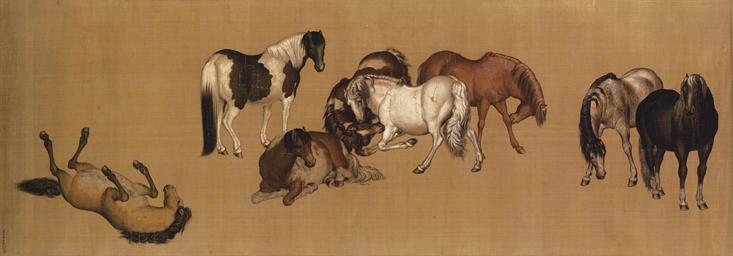 ZHANG WEIBANG(18TH CENTURY)