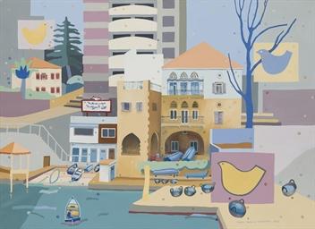 Ain-Mreisy, Beyrouth