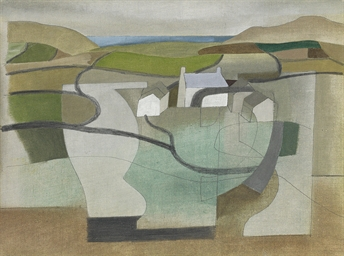 June 11-49 (Cornish Landscape)