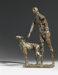 Maquette for Blind Beggar and