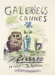 Hibou, Verre et Fleur (Bloch 1