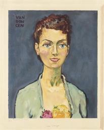 After Kees van Dongen (1877-19