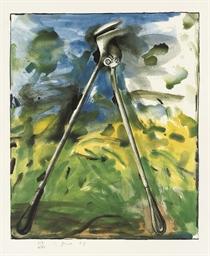 Jim Dine (B. 1935)