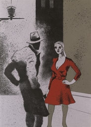 Ronald Brooks Kitaj (1932-2007