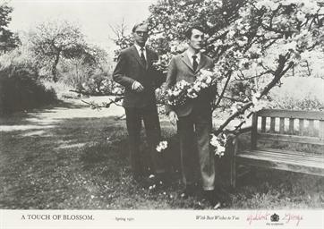 Gilbert & George (B. 1943 & 19