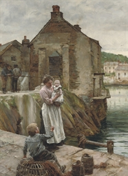 On the Quay, Newlyn