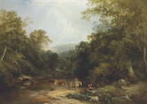 The Vale of Ashburton, South Devon