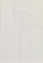 Studie zu 'Bildnis François Ro