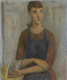 Jeune femme au panier, 1937/38