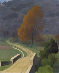 Pont sur le Béal, 1922