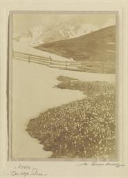Arosa - Der letzte Schnee