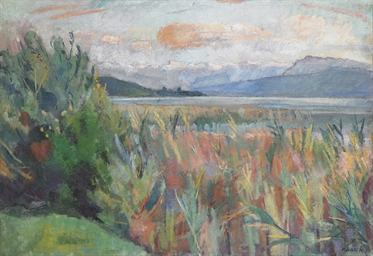 Genfersee, 1918