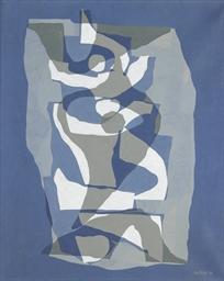 Wachstum II, 1950