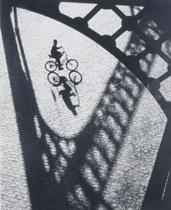Boy on Bike, 1970