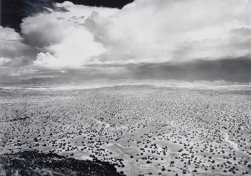 Landscape #2, New Mexico, 1978