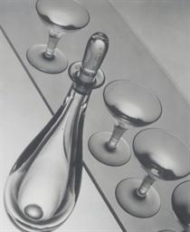 Study of Glassware, circa 1930