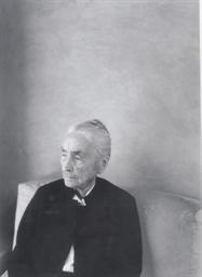 Portrait, Georgia O'Keeffe, 19