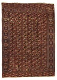 A TEKKE MAIN CARPET,