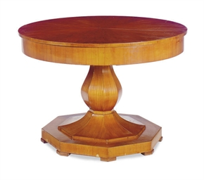 A CONTINENTAL FRUITWOOD EXTEND