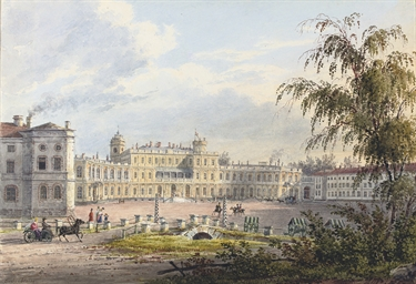 The Imperial Palace, Gatchina