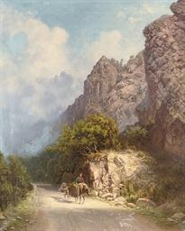 The Georgian military road