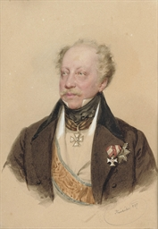 Portrait of Baron von Tettenbo