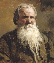 Portrait of Vasilii Petrovich