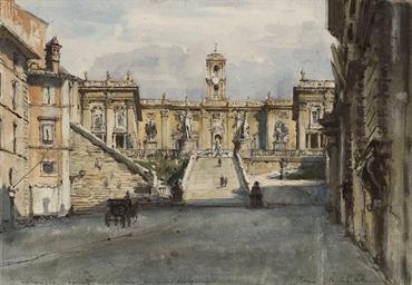 Le Capitole, Rome