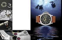 """PANERAI, """"LUMINOR 1950 8 DAYS"""" ANGELUS FIDDY  HISTORICAL, INTENTAIONLLY RARE, STAINLESS STEEL MANUAL-WINDING WRISTWATCH WITH SMALL SECONDS, EIGHT-DAY POWER RESERVE AND NEW OLD STOCK ANGELUS MOVEMENT, UNIQUE EDITION OF 150 PIECES"""